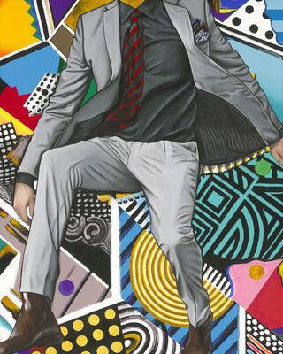 Samara Shuter, 'The Juggler', 2016