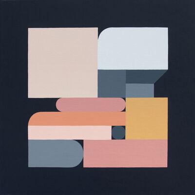 Nelio, 'Abstract Alphabet', 2016
