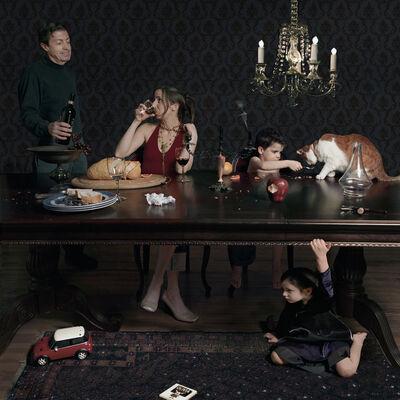 Julie Blackmon, 'Dinner Party', 2005