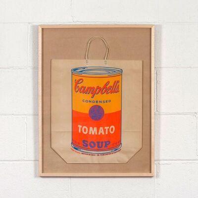 Andy Warhol, 'Soup Can Bag', 1966