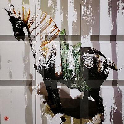 Wenjun Fu, 'Tang Ceramic Horse', 2017