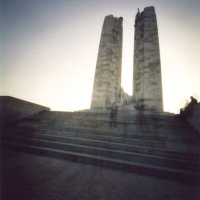 Dianne Bos, 'Vimy Ridge Monument, France', 2003