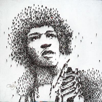 Craig Alan, 'Hendrix', 2020