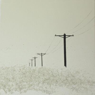 Raquel Fornasaro, 'Power Lines', 2018