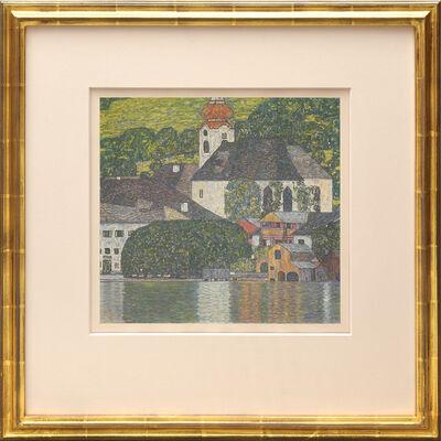 Gustav Klimt, 'Kirche am Wolfgangsee.', 1931
