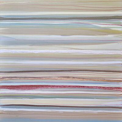 Bénédicte Gimonnet, 'Lineament SQ Gris', 2016