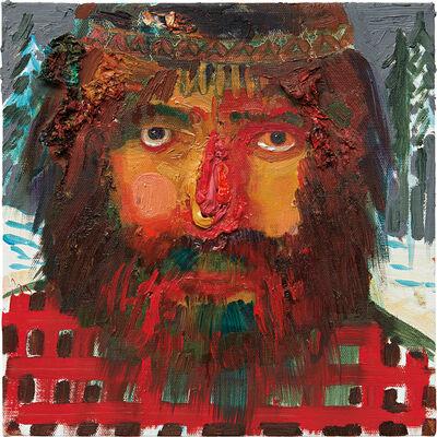 Nicole Eisenman, 'Mountain Man', 2006