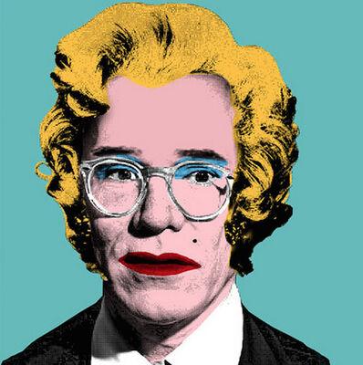 Mr. Brainwash, 'Andy Warhol (Wig)', 2010