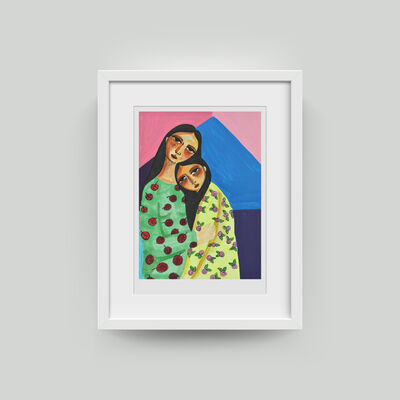 Haya Kaabneh, 'My Comfortable Space #2', 2018