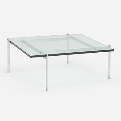 Poul Kjærholm, 'PK 61 coffee table', 1956