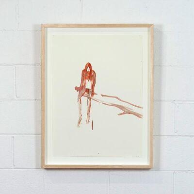 Kim Dorland, 'Study for Morning Swim', 2010