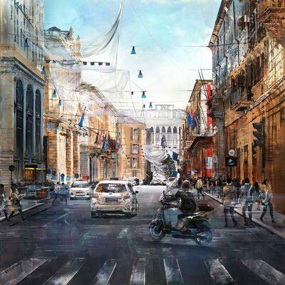 Ziv Cooper, 'Sunday in Rome', 2019