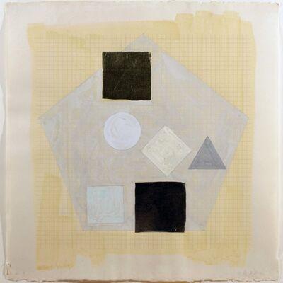 Jennifer Losch Bartlett, 'Homan-ji III, 40A', 1995