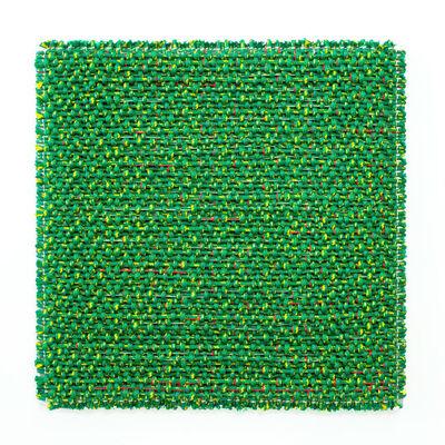 Dani Marti, ''Composition in Blue and Green'', 2018