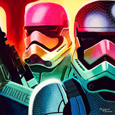 Angee Ferrin, 'Stormtroopers', 2017