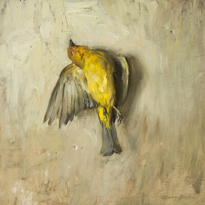 Quang Ho, 'Requiem for a Western Tanager', 2015