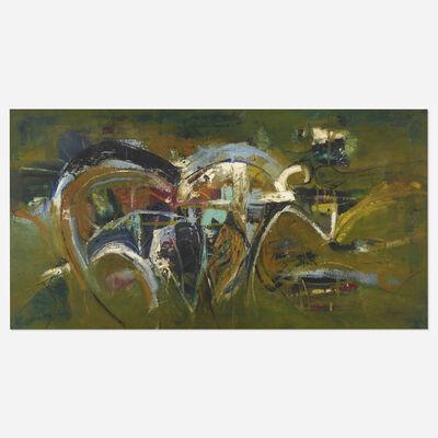 Matsumi Kanemitsu, 'Untitled', 1955