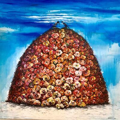Ernesto Capdevila, 'Blue', 2016