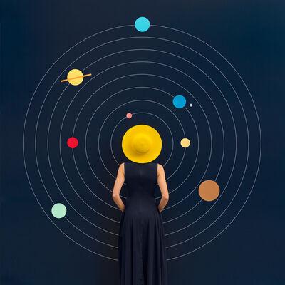 Anna Devis + Daniel Rueda, 'Space-cial', 2018