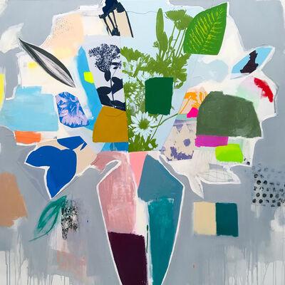 Emily Filler, 'Bouquet (Wildflowers + Colour Block) I', 2020