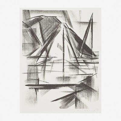 Wayne Thiebaud, 'Untitled', 1950