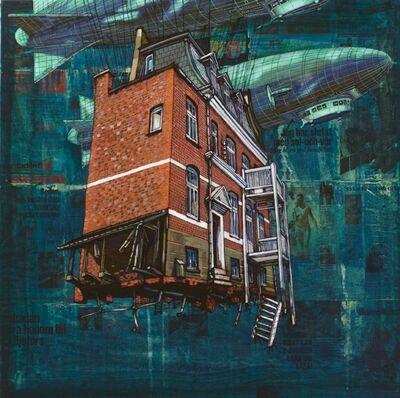 Alexei Svetlov, 'Flying House from Charlottenlund', 2018