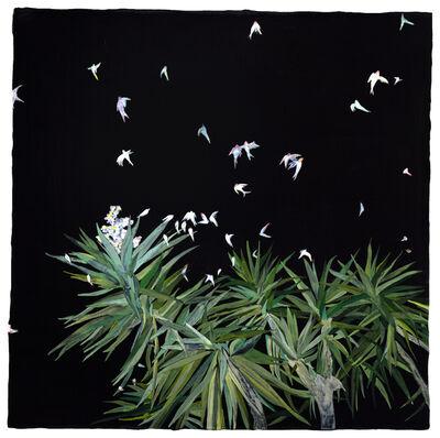 Lin-Yuan Zeng, 'It ain't all flowers', 2015