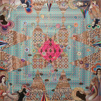 Asad Faulwell, 'Les Femmes D'Alger #68', 2016