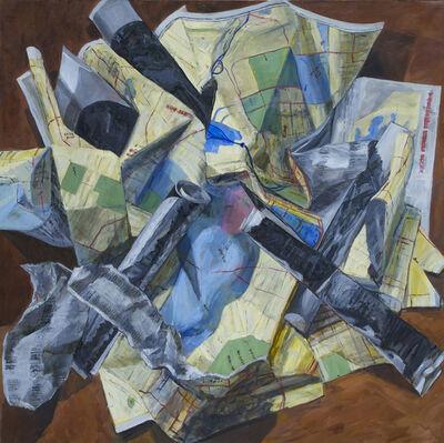Teddy Johnson, 'Orienting', 2015