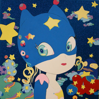 Amano Yoshitaka, 'Candy Girls MK. II-1', 2011