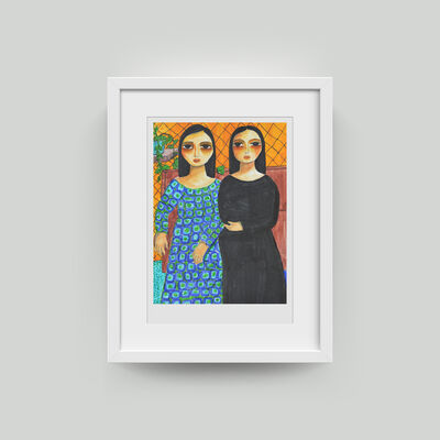 Haya Kaabneh, 'My Comfortable Space #8', 2018
