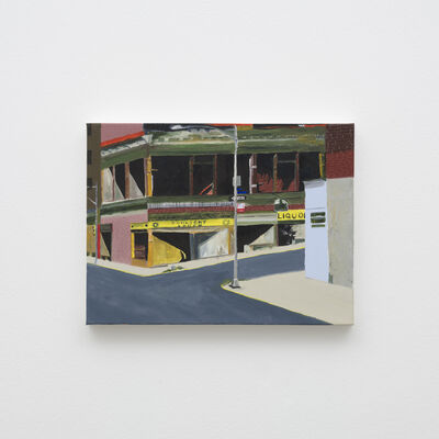 Alberto Casais, 'La Plancha ', 2020