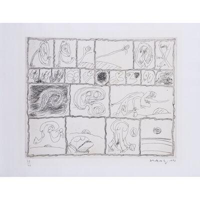 Pierre Alechinsky, 'Cuivre barré déjà', 1972