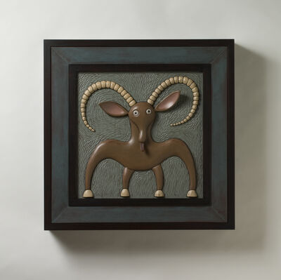 Judy Kensley McKie, 'Ibex Cabinet', 2008