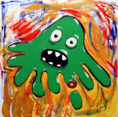 Elad Rosen, 'Pain (Octopus)', 2015