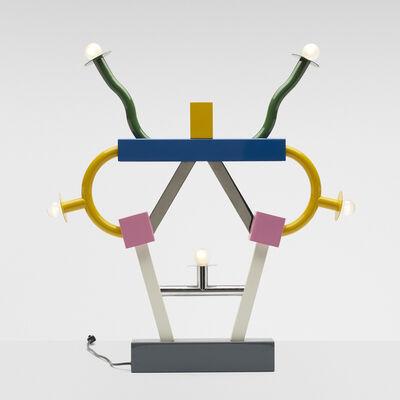 Ettore Sottsass, 'Ashoka table lamp', 1981