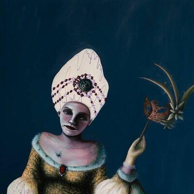 Ann-Lisbeth Sanvig, 'Dropping The Mask', 2019