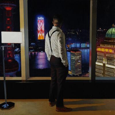 Iain Faulkner, 'Pudong Evening, 2018'