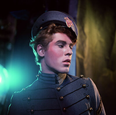 James Bidgood, 'Cadet', late 1960s