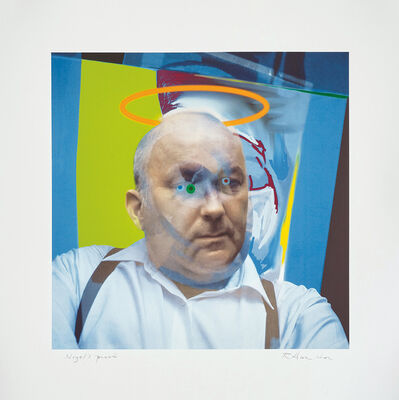 Richard Hamilton, 'Portrait of Dieter Roth', 1998