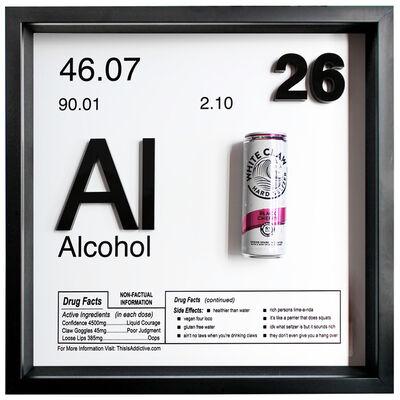 Daniel Cohen, 'Alcohol (AL - 26) ', 2019