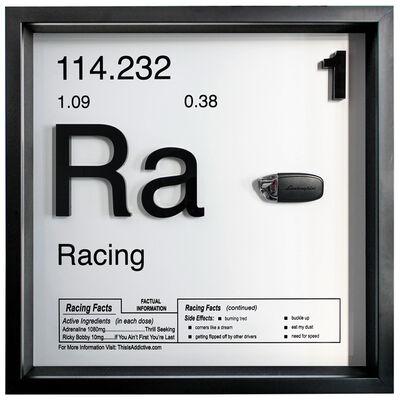 Daniel Cohen, 'Racing (Ra - 1 / Lamborghini) ', 2019