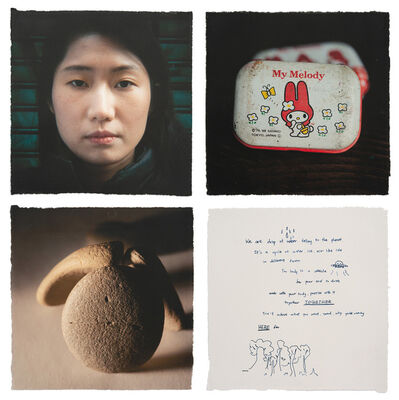 Pierre-Yves Linot, 'Immigrant Song #148 - Ching Wen from Taiwan'