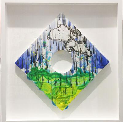 Tom Everhart, 'Peep Hole No. 50'