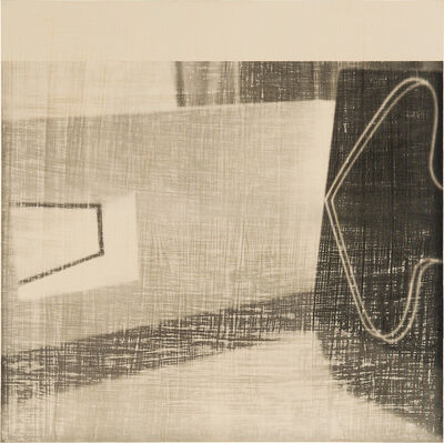 R. H. Quaytman, 'Distracting Distance, Chapter 16', 2010