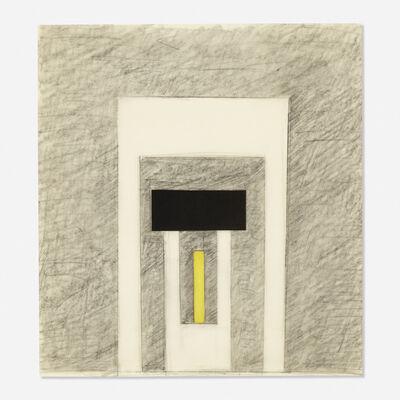 Burgoyne Diller, 'Study for Sculpture', 1964