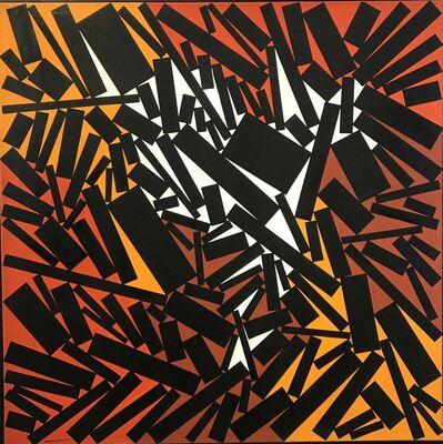 """José Pedro Costigliolo, '""""Rectángulos""""', 1975"""
