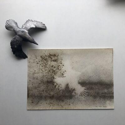 Cai Guoqiang 蔡国强, 'Murmuration', 2019