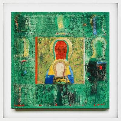 Nizar Sabour, 'Syrian Icon, No.1', 2011