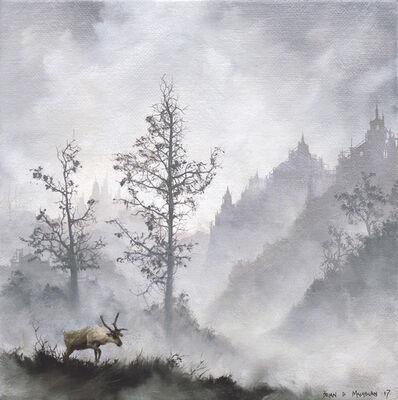 Brian Mashburn, 'Caribou', 2017